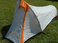 A used Kelty Clark tent not freestanding. This has some bent stakes and has been used on a number of trips but still has a lot of life left in it. & For sale: Jetboil Mors Pot Kettle #1 Kelty Tent | Bushcraft USA ...