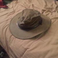 f5d80d2a419 Filson Tin Cloth Packer hat