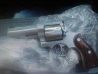 New bear gun/ need holster help  | Bushcraft USA Forums