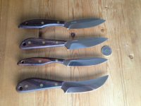 Bird N Trouts Or Small Utility Knives Show Them Off