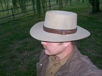 I used to wear this hat to work every day. A Bailey hat I got on Ebay for  probably  30-40. Had the horrible 68b163ca7d6