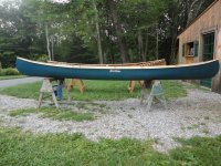 WTS - - 18' Old Town Royalex canoe-$700- Connecticut