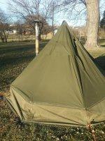 promo code a02ea 06621 Polish two-man tent surplus | Bushcraft USA Forums