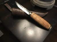 Puukko help | Bushcraft USA Forums