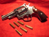 Ruger SP101 vs GP100 size difference   Bushcraft USA Forums