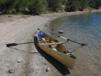 Rowing my Grumman 17' canoe | Bushcraft USA Forums