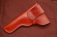 WTS - Ruger 22/45 Leather Holster | Bushcraft USA Forums