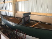 Fishing canoe | Bushcraft USA Forums