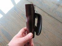 WTS - - Galco paddle holster- Sig P229-P226 | Bushcraft USA