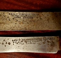 Early Hammersmith Knives **Updated** | Bushcraft USA Forums