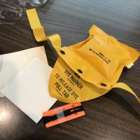 I bought a 747 Life Raft Survival Kit  Here's what's inside