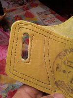 Leather Holster For My 9mm | Bushcraft USA Forums