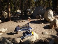 My buddy has one of these I think. Heu0027s used it on our trip in the Ansel Adams Wilderness and in the Dinkey Lakes. It seemed to work pretty well considering ... & Alpine Design Hiker Biker II Tent   Bushcraft USA Forums